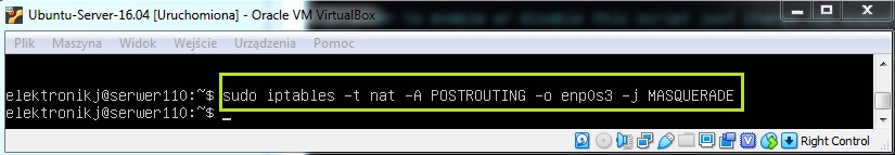 Konfiguracja routingu